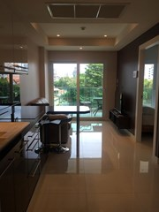 Nice apartment with one bedroom - Leilighetsbygg - Phra Tam Nak 5 - Phra Tam Nak 5